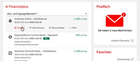 Multibanking Sparkasse Gera Greiz